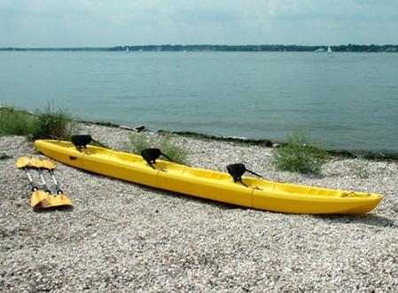 SNAP Modular Kayak