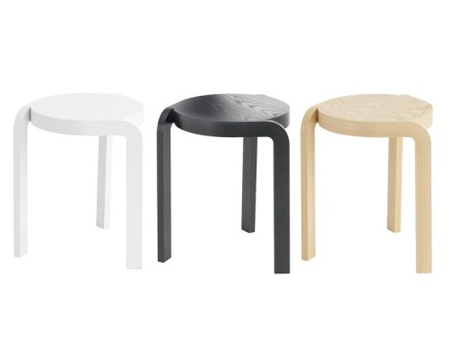 Spin Stool by Swedese