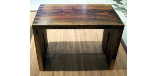 Rosewood Short Bench