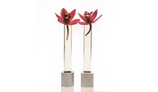 Test tube vases accessories better living through design for Test tube flower vase rack
