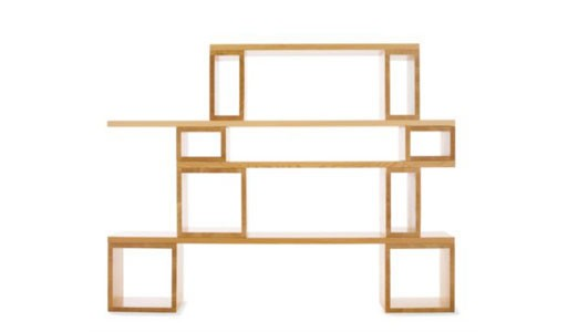 Studio North Design Modular Shelving