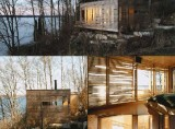 Sunset Cabin by Taylor_Smith Architects