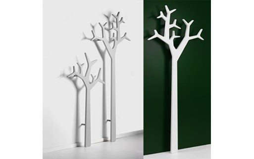 Tree Wall Rack