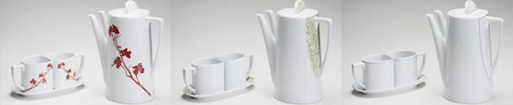 Marla Dawn Tea for Two teaset