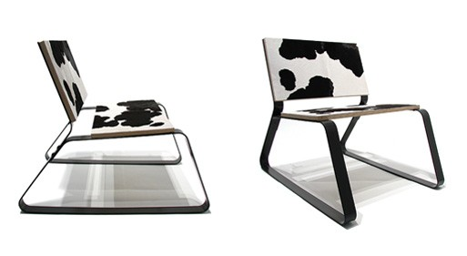 Chair No. 2 – Black / White