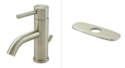 Fontaine Faucets European Faucet/Drain