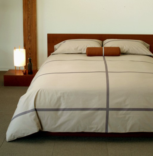 Tatami Duvet Cover (w/pillowcases)