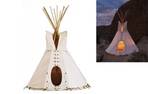 Tepee (from DWR)
