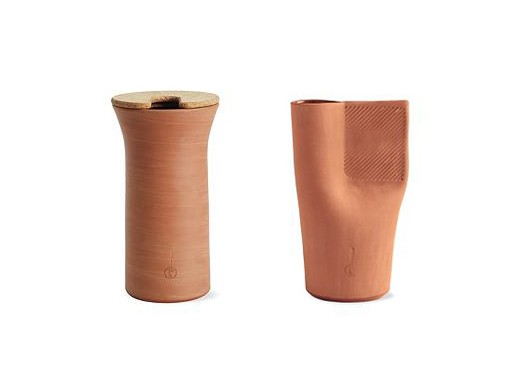 Terracotta Wine Carafe and Cooler