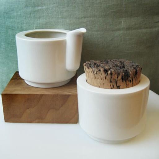 Warm Sugar/Creamer Set