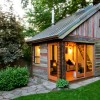 Backyard Guest House Kits : The Backyard House ? ArchitectureDesign  Better Living Through