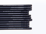 The 'New Black' Pencils