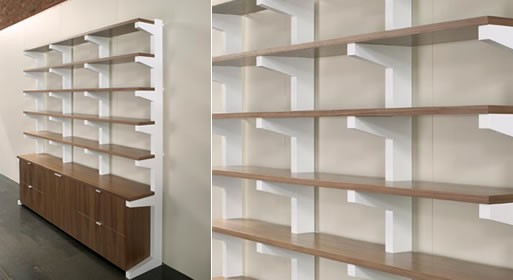 Tier Shelving