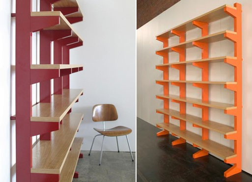 Hivemindesign – Tier Shelving