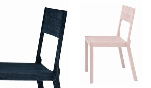 Timber Chair by Blu Dot