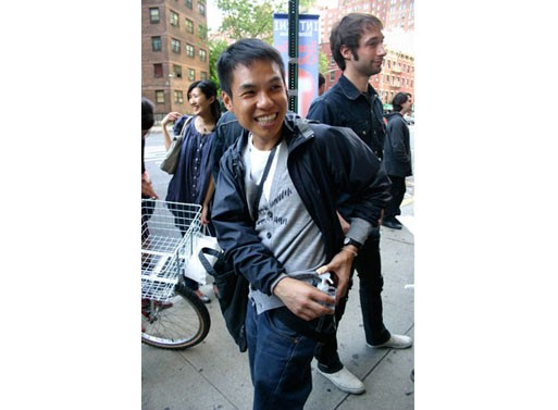 Tobias Wong, 1974-2010