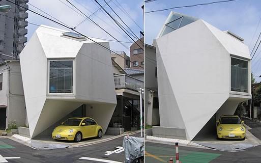 Yasuhiro yamashita home architecture design better for Small japanese house design in tokyo by architect yasuhiro yamashita