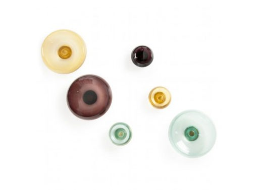 Glass Knobs by Tom Dixon
