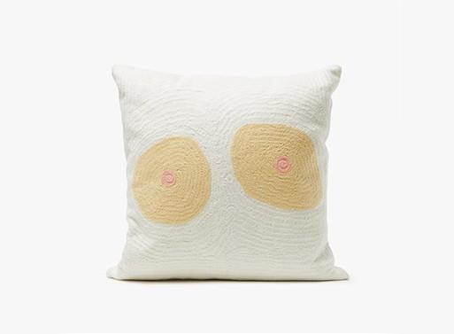 Tonal Boob Pillow