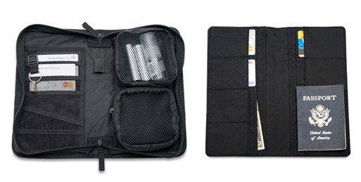 MUJI Travel Cases