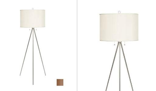 Tripod floor lamp accessories better living through design tripod floor lamp mozeypictures Gallery