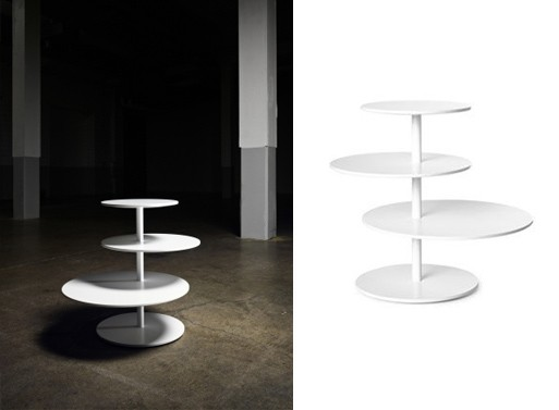 Design House Stockholm Twist Table