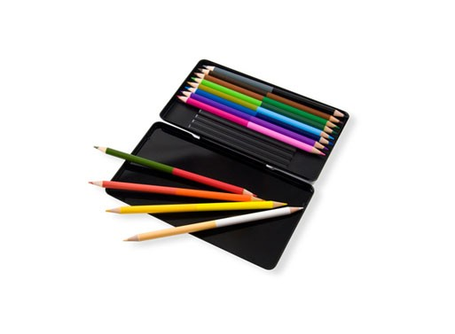 50/50 Color Pencil Set