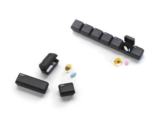 Typo Pill Cases