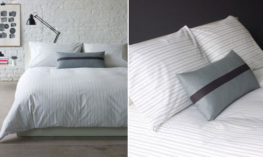 Unison Porter Bedding, Charcoal