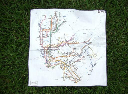 NYC Transit Kerchief