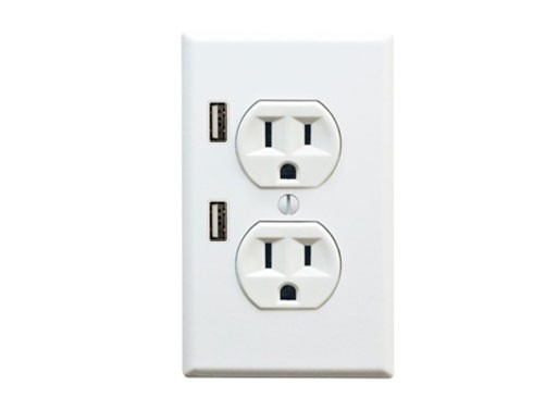 U-Socket USB Wall Charger