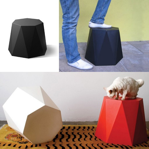 Van Amburgh Stool by Sam Johnson