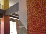 Custom Gradient Mosaic Tile