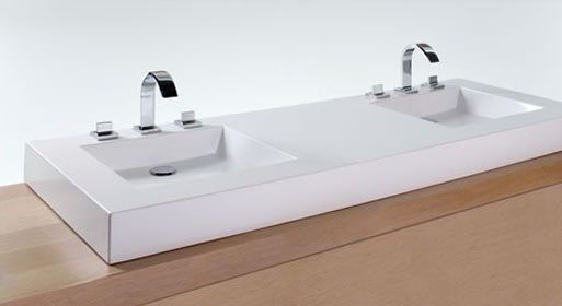 WET VC60 Cube Collection Above Counter Basin