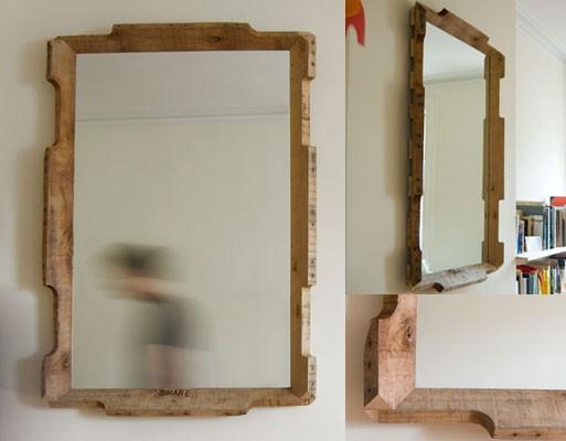 Vladimir or Pallet Mirror