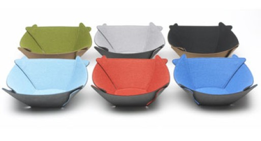 Square Folding Reversible Container