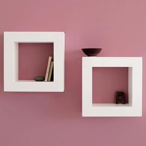 Open Wall Cube