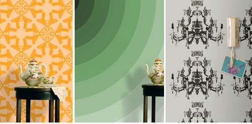 Bespoke Wallpaper by Duffy London