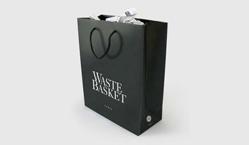 Bag (Shopping Bag Waste Basket)