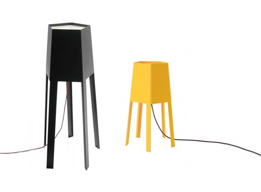 Watt Table and Floor Lamp