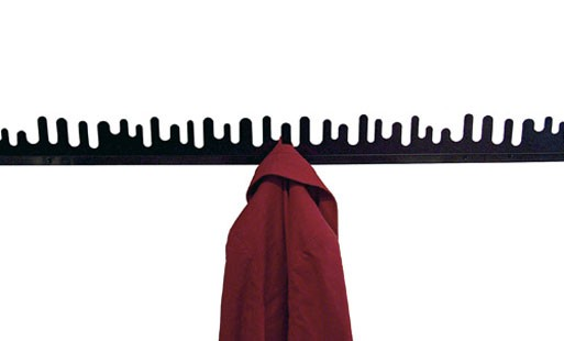 Wave Coat Hanger