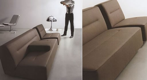 Wave Sofa by Palau