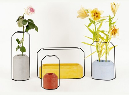 Weight Vase by Decha Archjananun
