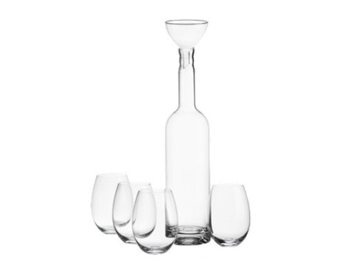 6-piece Botella set