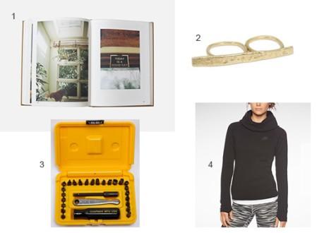 Wintercheck Factory Gift Ideas 2013