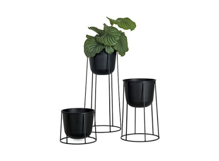 Wire Planters by Norm Architects