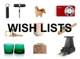 Wish Lists 2014