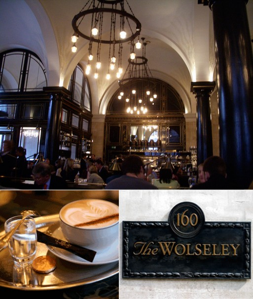The Wolseley – London