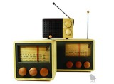 Singgih Kartono Magno Wooden Radio
