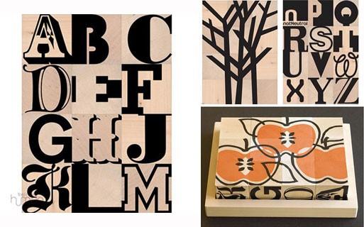 Wood Blocks by notNeutral